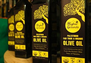 Use CRS Fair Trade olive oil in this recipe!