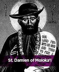 St. Damien of Moloka'l