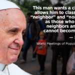 Pope Francis Reflects