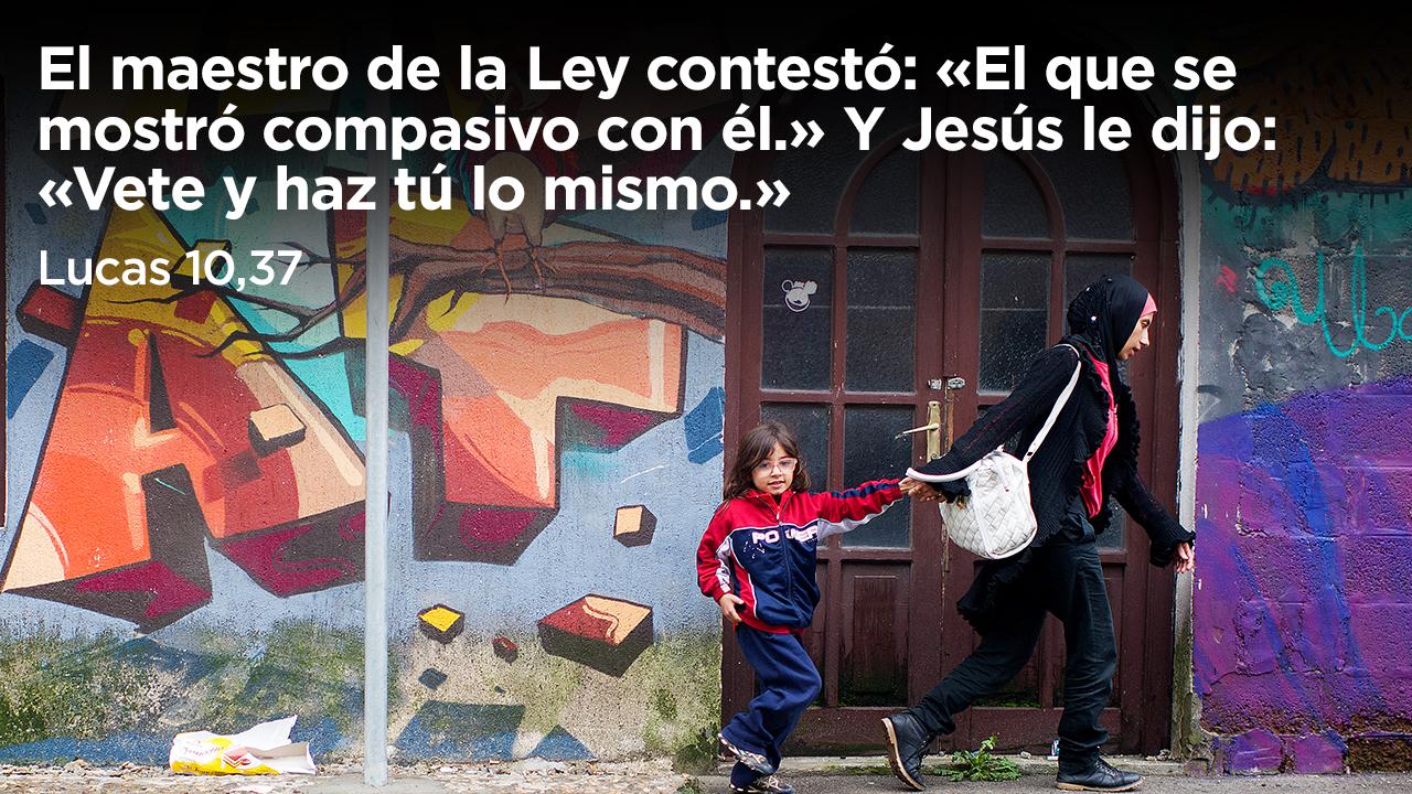 Lucas 10,37
